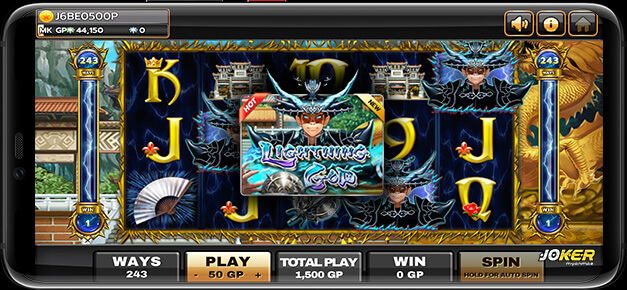 joker123 new casino game